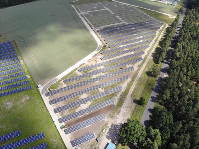 ELEKTRO CONTROL buduje farmę fotowoltaiczną