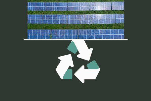 Recykling modułów PV
